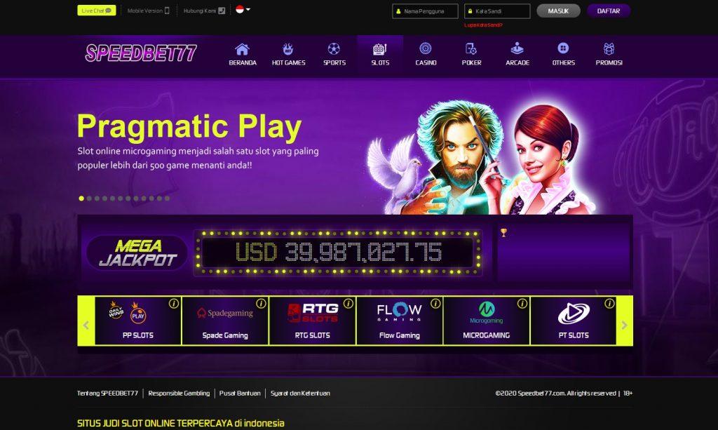 Judi Slot Di Situs Judi Online