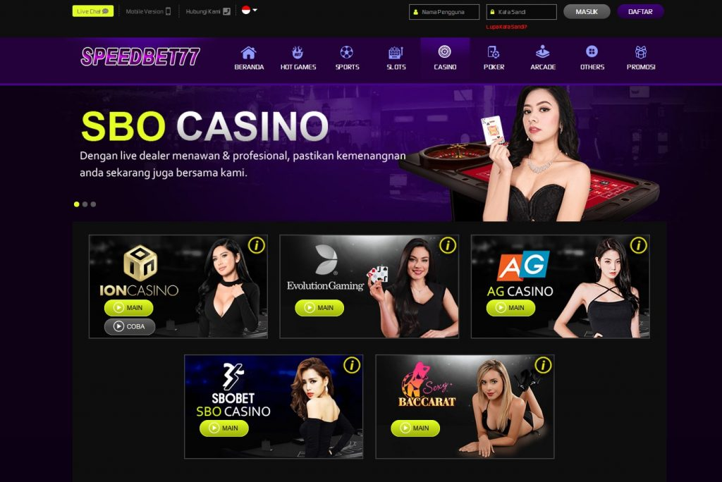 Situs Judi Casino Terpercaya